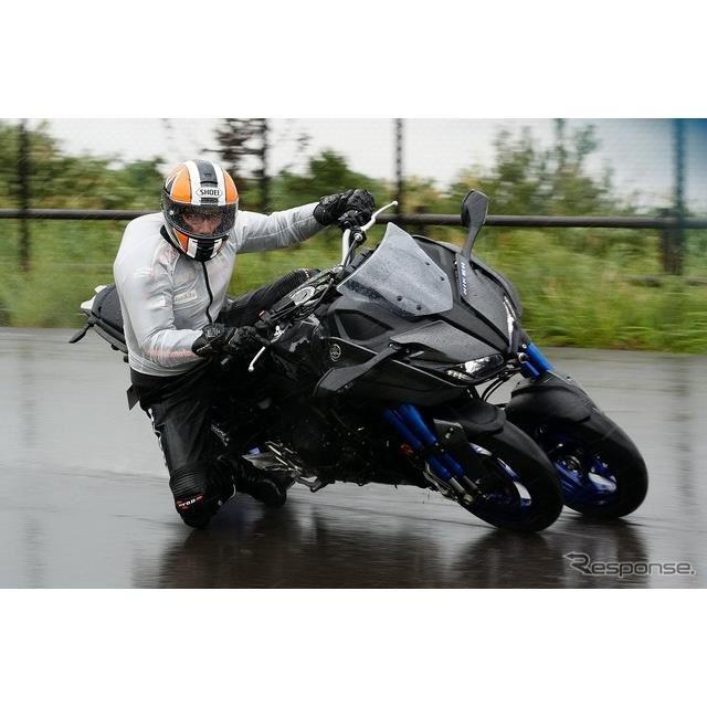 ヤマハの3輪バイク「ナイケン」の神髄はUターンのしやすさにあった
