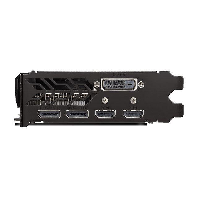 PG X Radeon RX590 8G OC