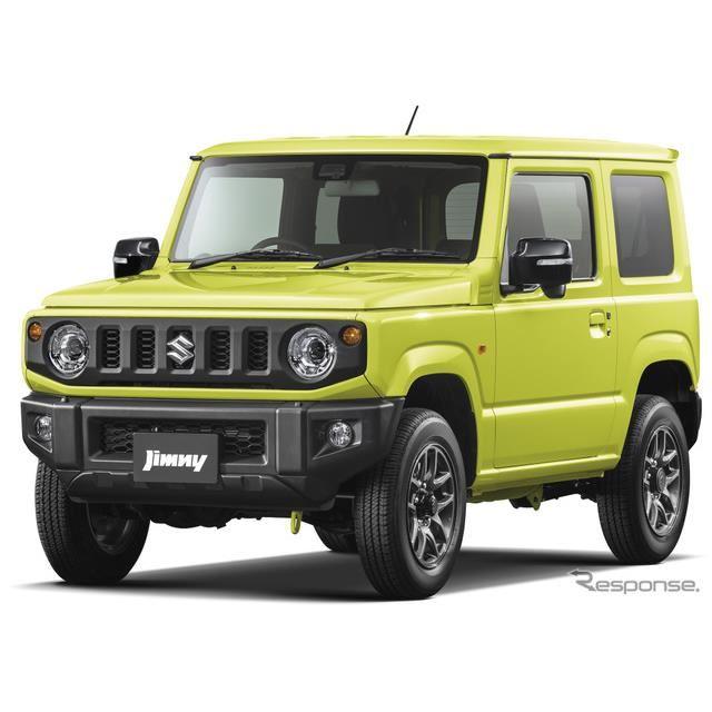 スズキ ジムニー/ジムニーシエラ新型は2018年7月5日に発売された