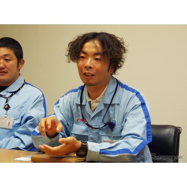 スマートモータージェネレーターについて語る秋元雄介さん