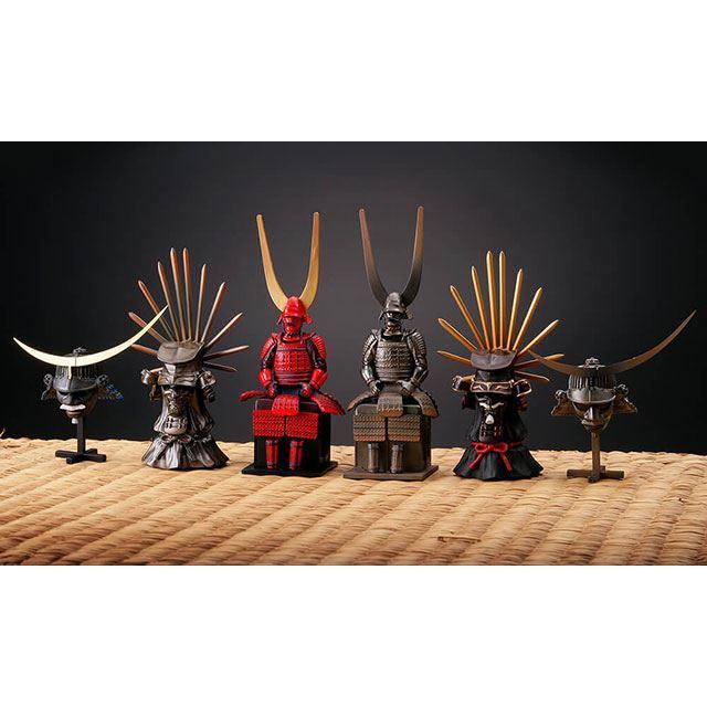 miniQ 戦国甲冑コレクション