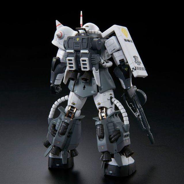 RG 1/144 MS-06R-1A エリック・マンスフィールド専用ザクII