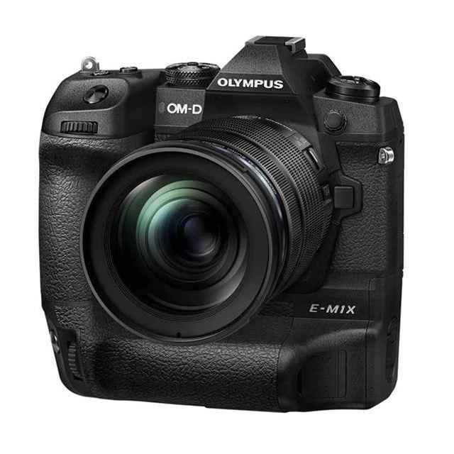 ※画像は「OLYMPUS OM-D E-M1X」。サービス対象は「OLYMPUS OM-D E-M1X ボディ」のみ