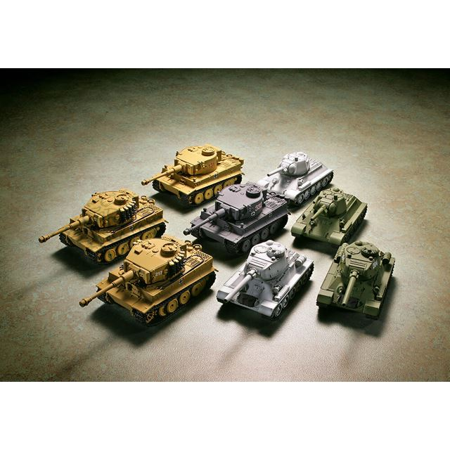 激闘 東部戦線編(ティーガーVS T-34)