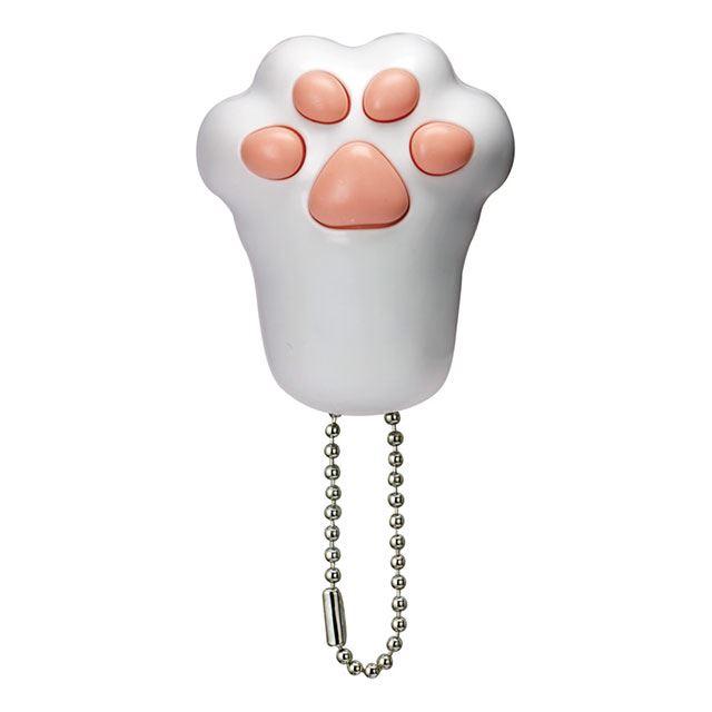 猫肉球マッサージャー