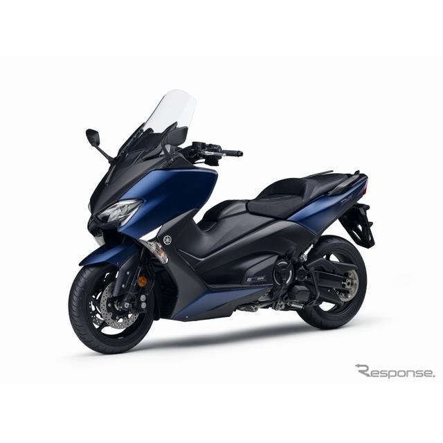 ヤマハ TMAX530 SX ABS(マットダークパープリッシュブルーメタリック1)