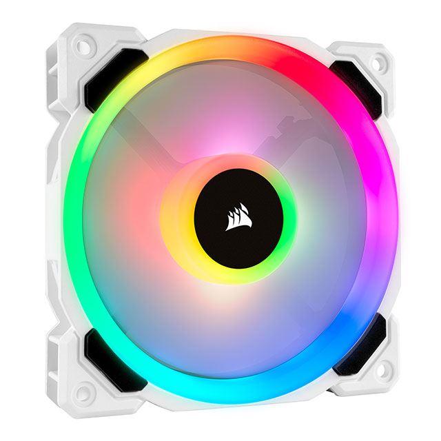 LL120 RGB White Single Pack