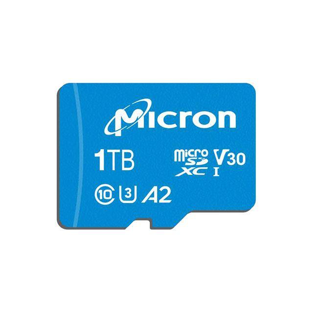 Micron c200 1TB microSDXC UHS-Iカード