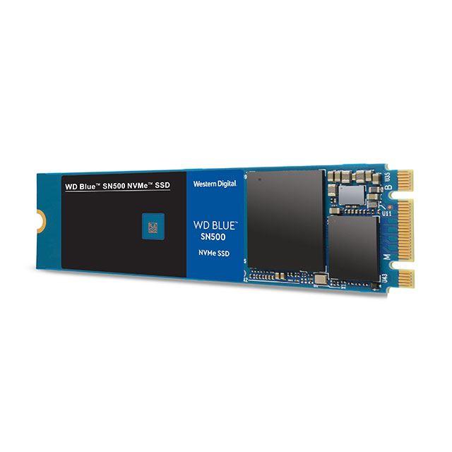WD Blue SN500 NVMe SSD