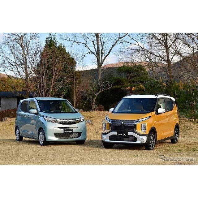 三菱 eKワゴン / eKクロス