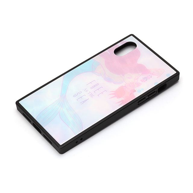iPhone XS/X・XR ガラスハイブリッドケース