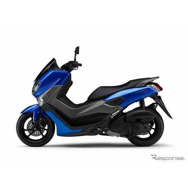 ヤマハ NMAX155 ABS(ビビッドパープリッシュブルーカクテル5)