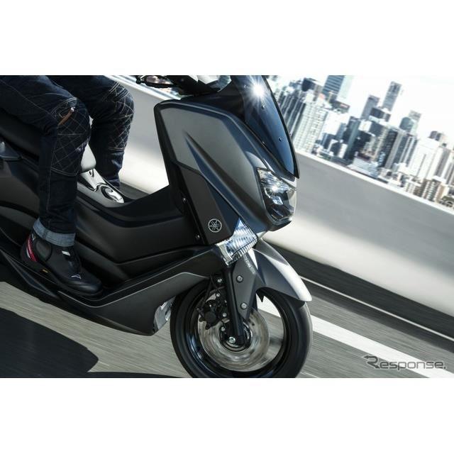 ヤマハ NMAX155 ABS(マットグレーメタリック3)