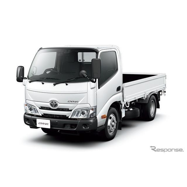 ダイナ カーゴ 標準キャブ・標準デッキ・フルジャストロー・2トン積・ディーゼル車・2WD
