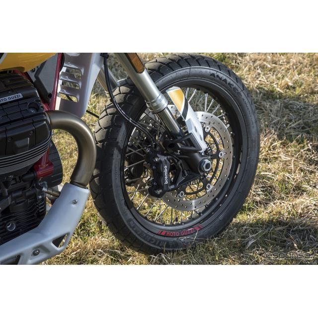 モトグッツィ V85TT