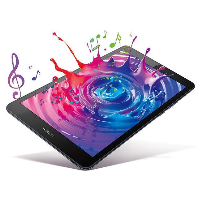 「MediaPad M5 lite」8型モデルを22,880円から発売
