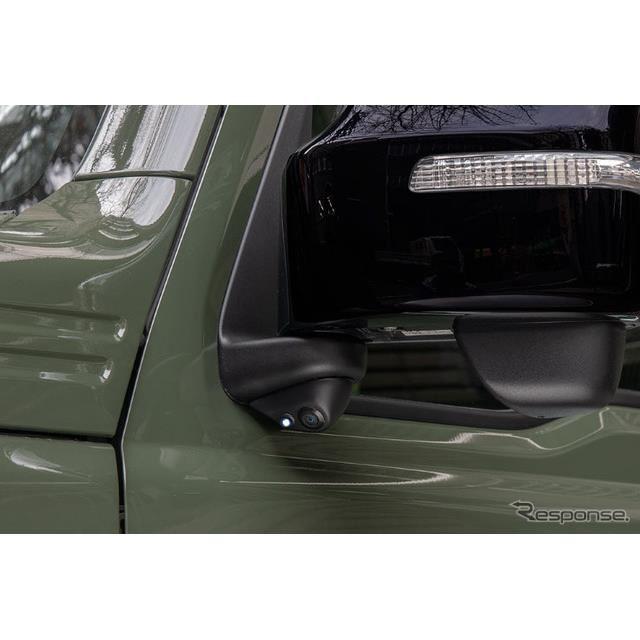 車種別サイドカメラキット(ジムニーシエラ)