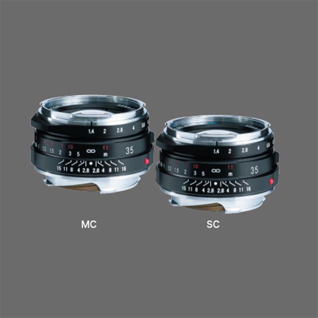 「NOKTON classic 35mm F1.4 II VM」
