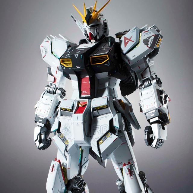 「METAL STRUCTURE 解体匠機 RX-93 νガンダム」