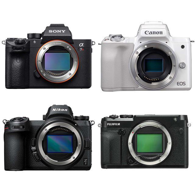 カメラ&レンズをお得に買うチャンス! 2019年夏キャッシュバックまとめ