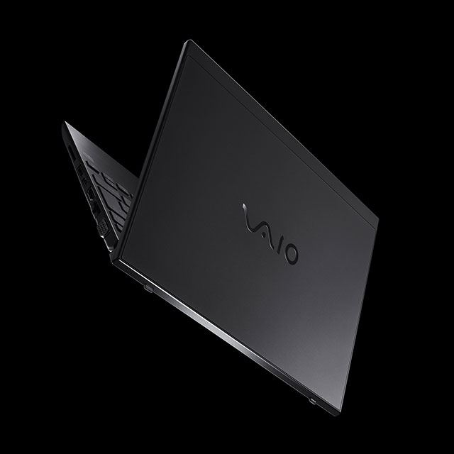 VAIO SX12 | ALL BLACK EDITION