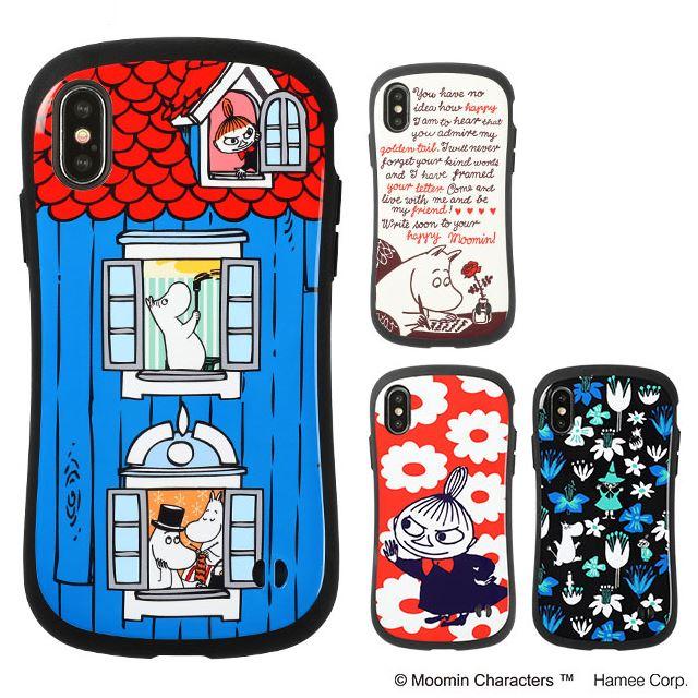 Hamee、「ムーミン」デザインのiPhone XS/X/XR用ケース4種