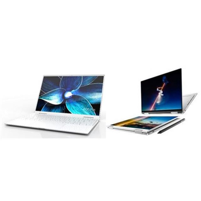 「New XPS 13 2-in-1」