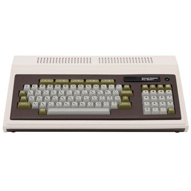 「PC-8001」
