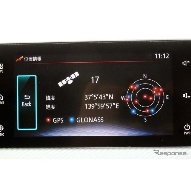 SDAはGPS受信機能も備え、日本では時刻合わせに活用される