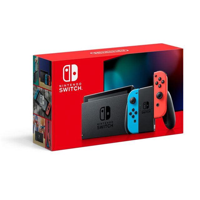 任天堂、バッテリーを強化した「Nintendo Switch」新モデルの発売日決定