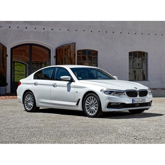 BMW 5シリーズ の520dセダン