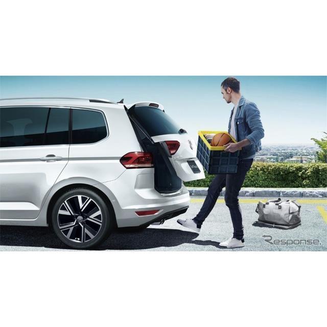VW ゴルフ トゥーラン TDI プレミアム パワーテールゲート