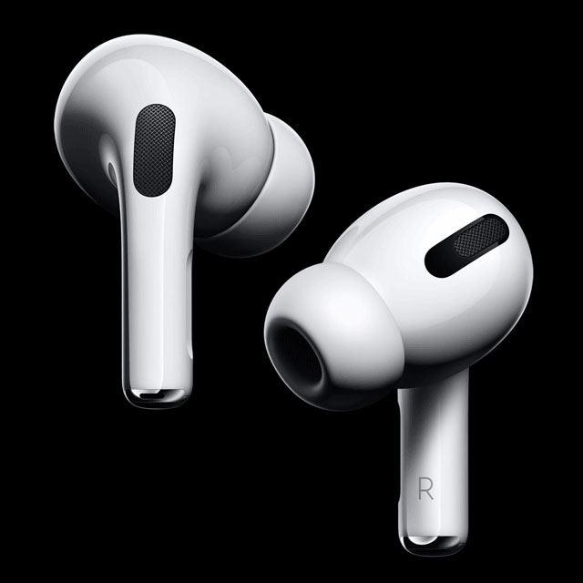 アップル、ノイズキャンセリング対応「AirPods Pro」を税別27,800円で発売…10月29日