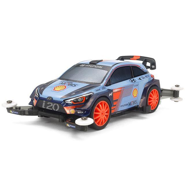 ヒュンダイ i20 クーペ WRC (MAシャーシ)