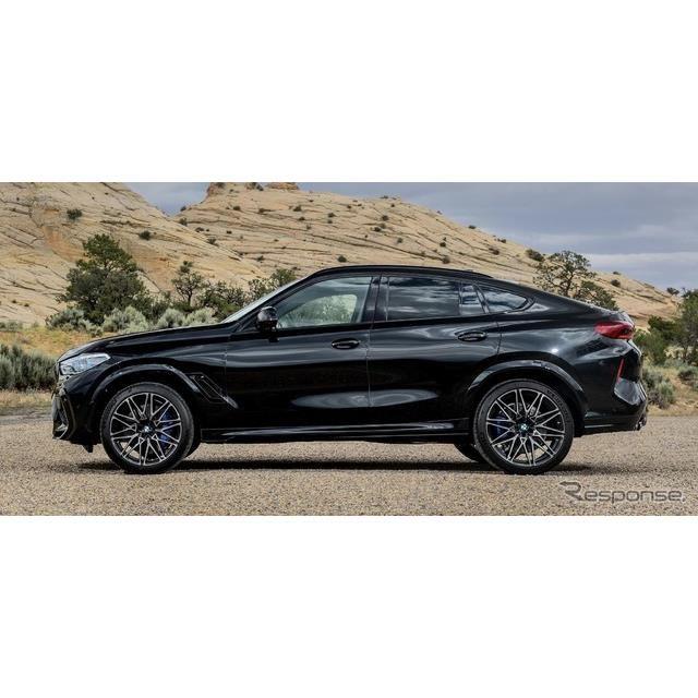 BMW X6 M 新型