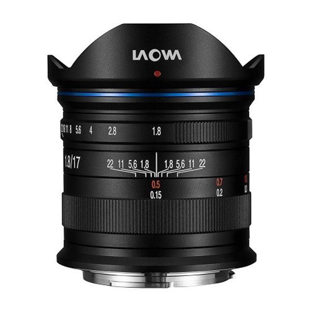 LAOWA 17mm F1.8 MFT