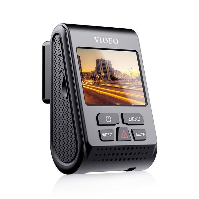 VIOFO、ソニー製STARVISイメージセンサーを装備したドラレコ「A119V3」