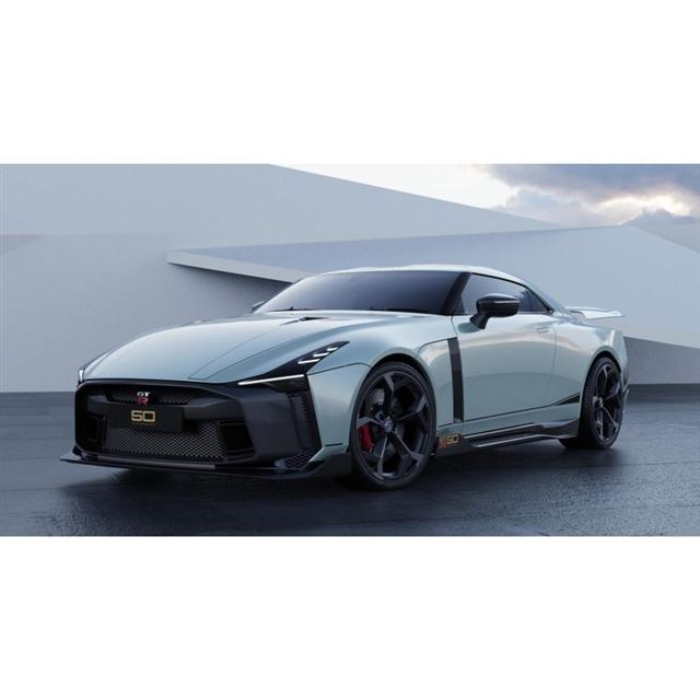 日産GT-R50 by Italdesign