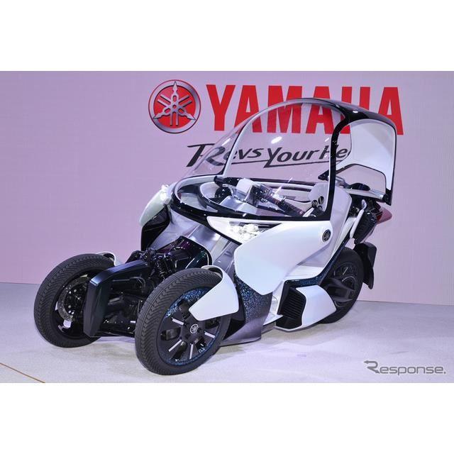 ヤマハ MW-VISION(東京モーターショー2019)