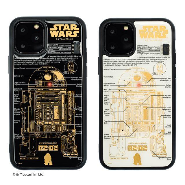 FLASH R2-D2 基板アート iPhone 11シリーズ用ケース