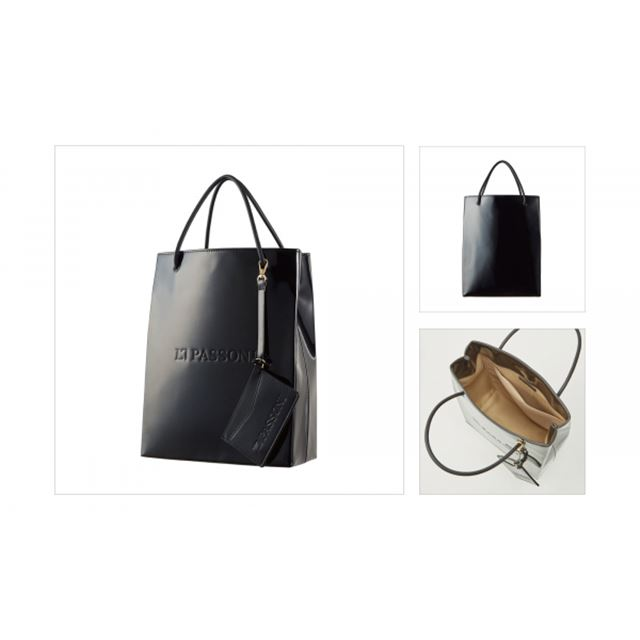 Enamel Leather Phone Case Large
