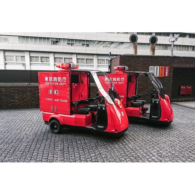 光岡 ライク-T3 緊急自動車