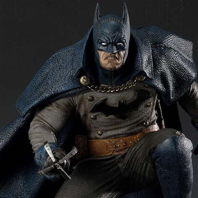 コンセプトマスターライン バットマン:アーカム・ビギンズ ゴッサム バイ ガスライト バットマン ブルー Ver.