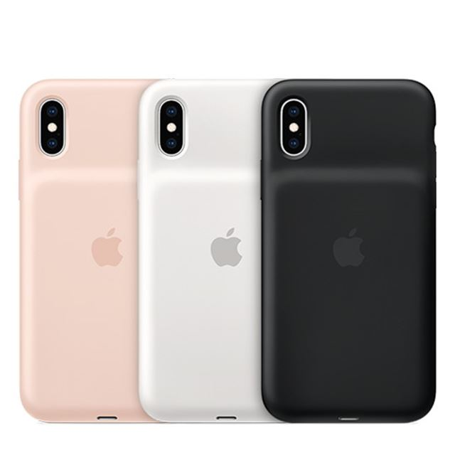 iPhone XS用Smart Battery Case
