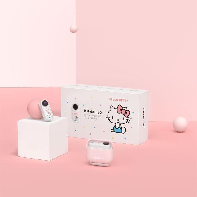 「Insta360 GO 特別版 ハローキティセット」