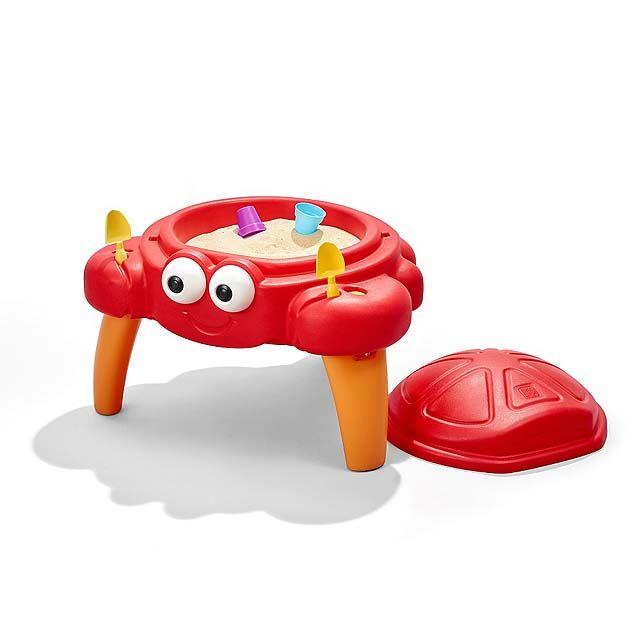 カニさん砂場テーブル