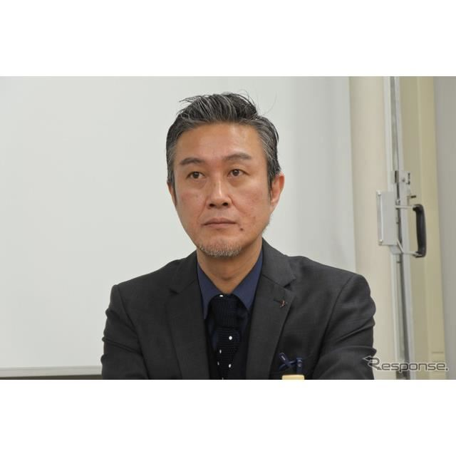 三菱自動車 デザイン戦略・企画部 石塚公一 プログラム・デザイン・ダイレクター