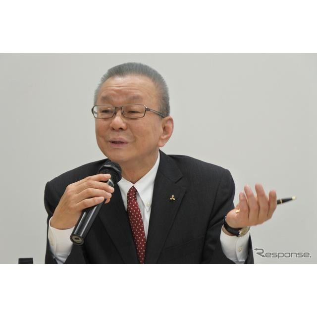 三菱自動車 印藤啓孝 執行役国内営業本部長