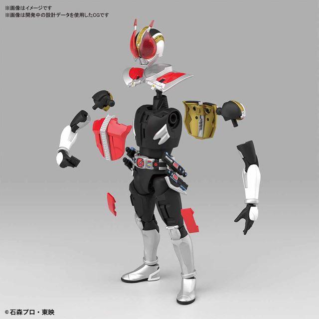 「Figure-rise Standard 仮面ライダー電王 ソードフォーム&プラットフォーム」