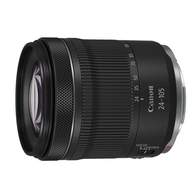 「RF24-105mm F4-7.1 IS STM」